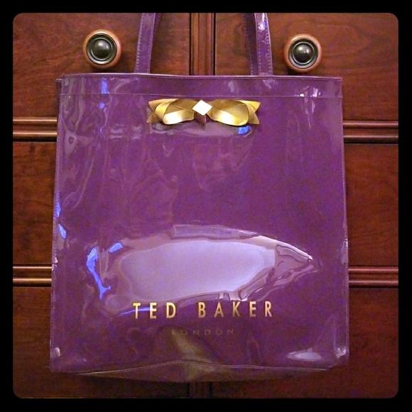 139196f48f Ted Baker tote bag. M 5ab830573b1608469497b445